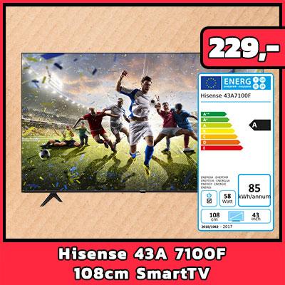 hisense43a7100f