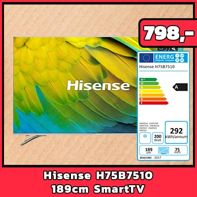 hisenseh75b7510