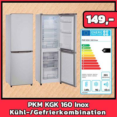 pkm-kgk160inox
