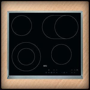 AEG HK634060-XB Glaskeramik-Kochfeld Autark