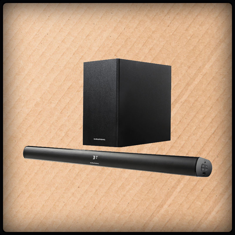 Grundig DSB990 Soundbar mit Subwoofer
