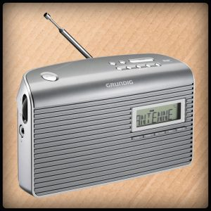 Grundig GS7000-DAB tragbares Radio