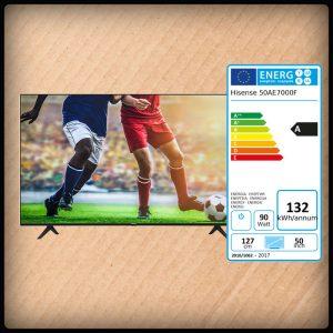 Hisense 50AE7000F 127cm Smart-TV