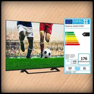 Hisense 65AE7200F 165cm Smart-TV