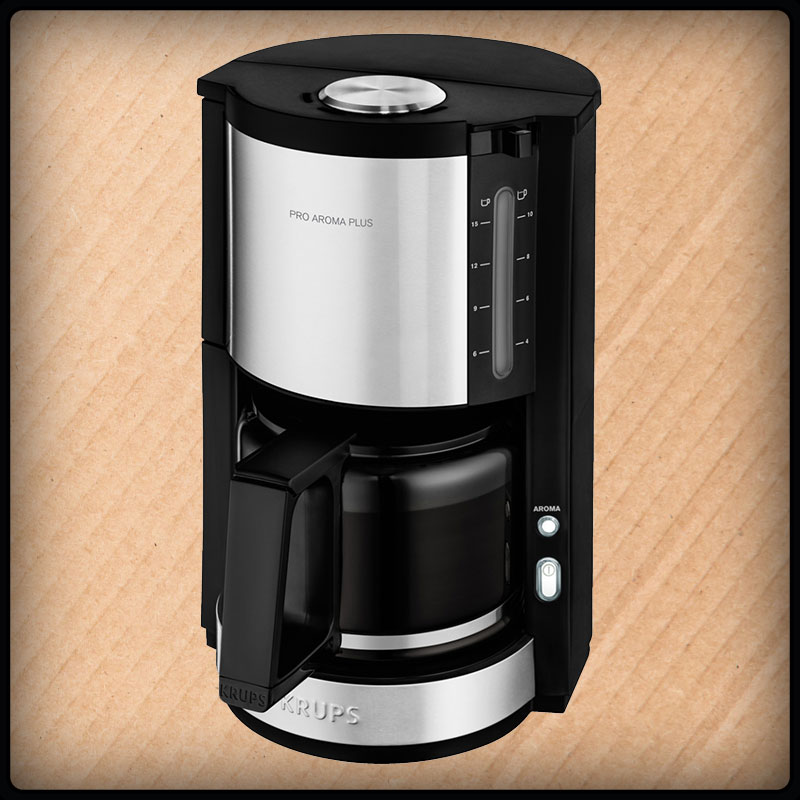 Krups KM3210 Pro Aroma Plus Kaffemaschine