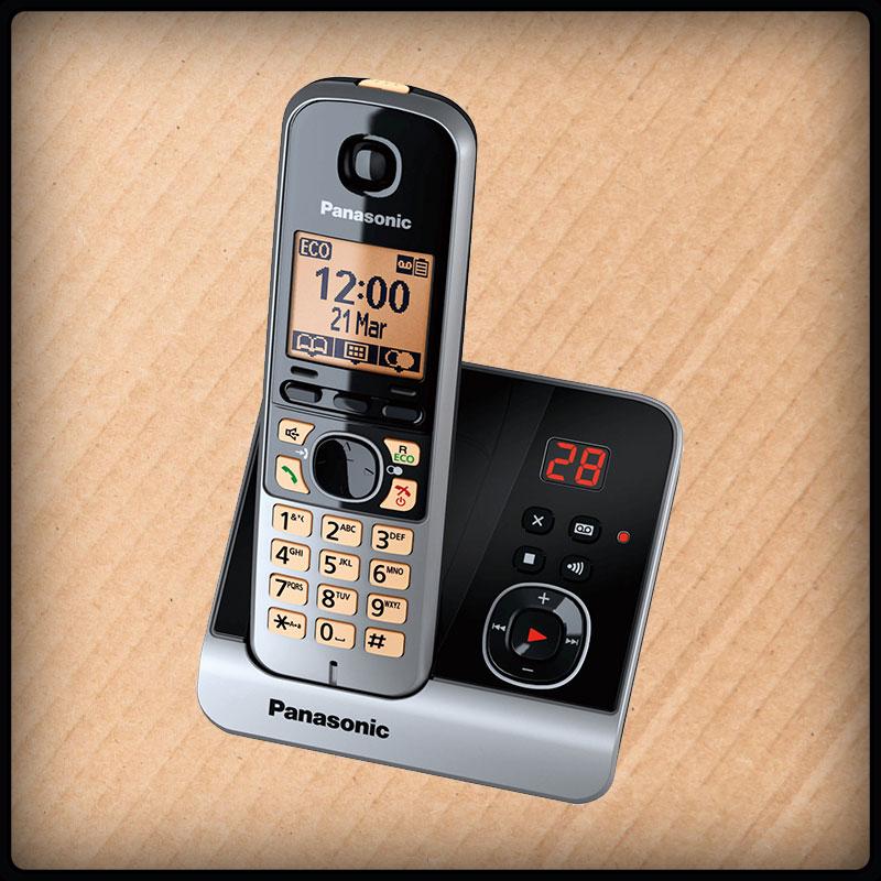 Panasonic KX6721 DECT-Telefon