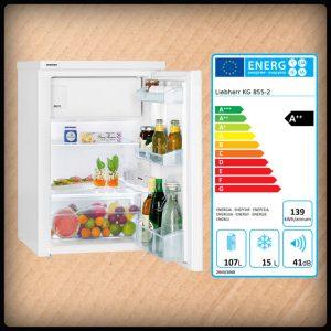 Liebherr KG 855-2 Stand-Kühlschrank