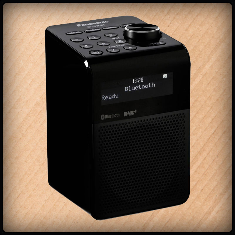 Panasonic RF-D20BT Bluetooth Radio