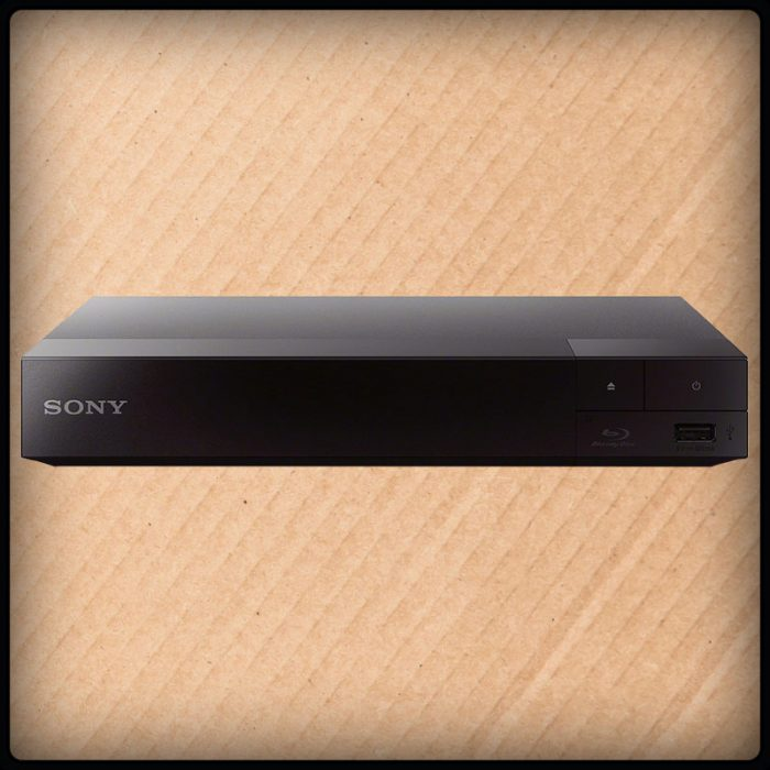 Sony BDP-S1700 Blue-Ray Player