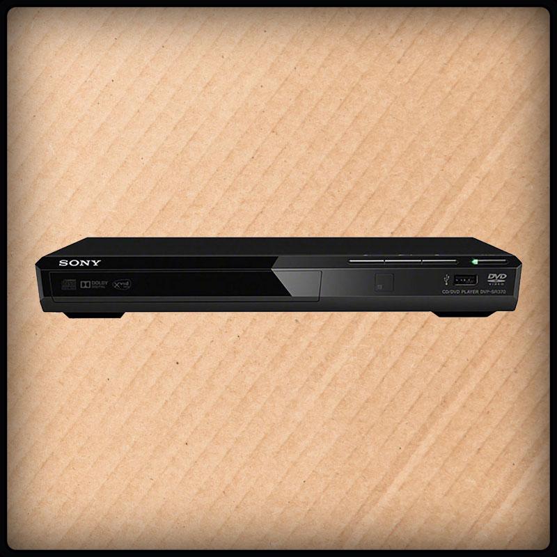 Sony DVP-SR370 DVD-Player