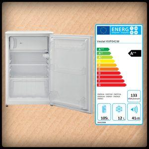 Vestel KVF041W Stand-Kühlschrank