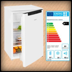 Exquisit KS154A Stand-Kühlschrank
