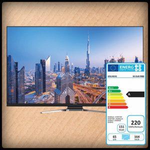 Grundig 65 GUB 9950, Smart TV UHD 164cm