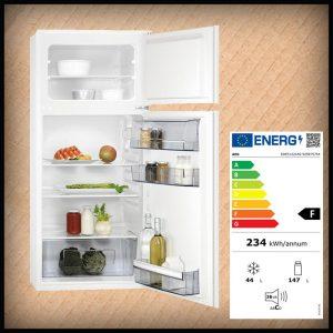 AEG SDE51221AS Einbaukühlschrank 122cm