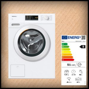 Miele WCA030 WCS Waschmaschine