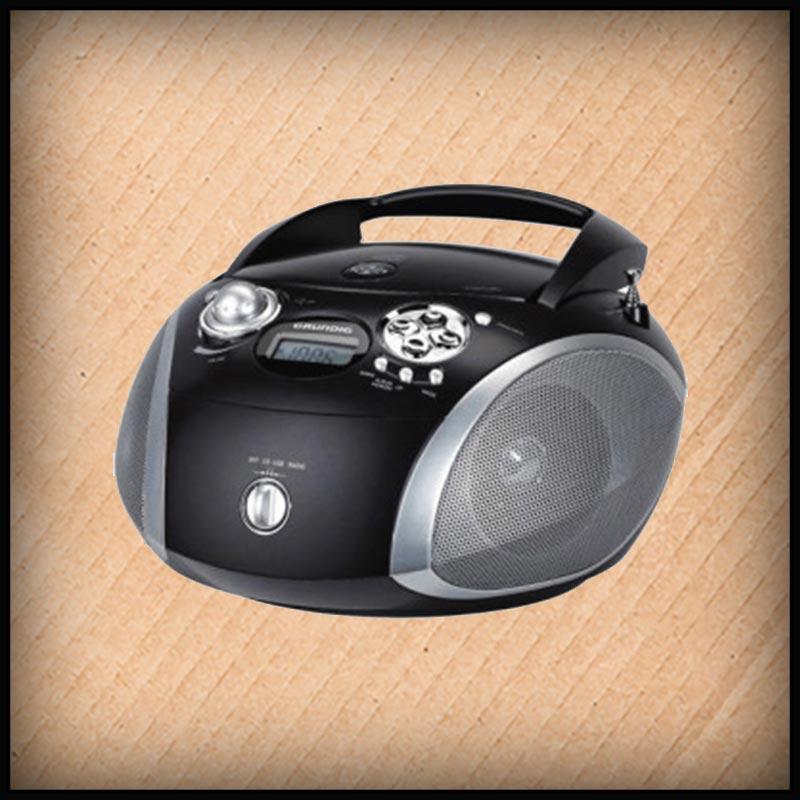 Grundig GRB 2000 Radio / CD