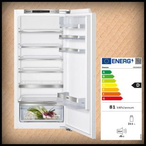 Siemens KI41RADD0 Einbaukühlschrank 122cm