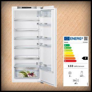 Siemens KI51RADF0 Einbaukühlschrank 142cm