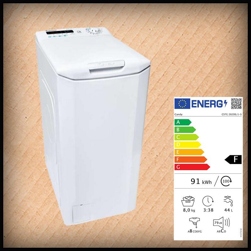 Candy CSTG 282DE/1-S Smart Waschmaschine