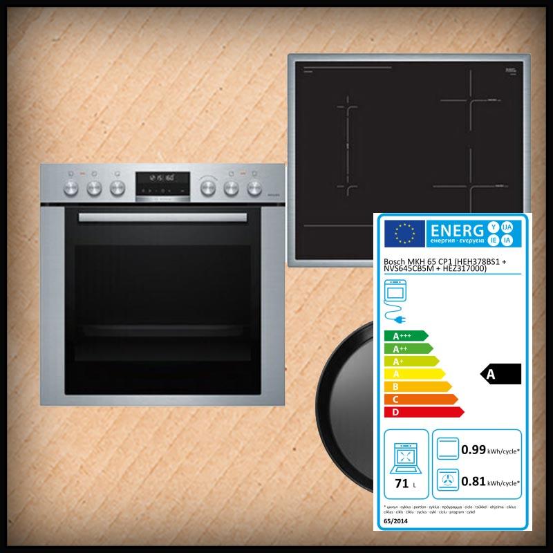 Bosch MKH 65 CP1 Einbauherdset