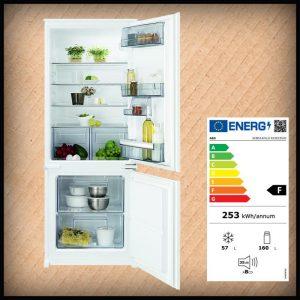 AEG SCB51421LS Einbaukühlschrank 142cm