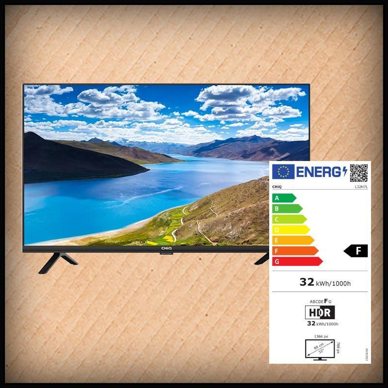 CHiQ L32H7L Smart TV 81cm