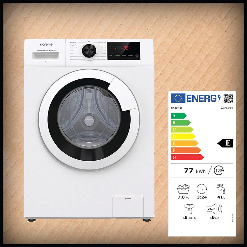 Gorenje WHP74EPS Waschmaschine