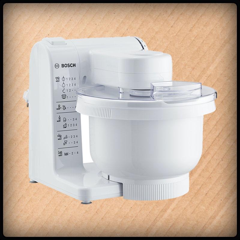 Bosch ProfiMixx 44 MUM 4405 weiß Küchenmaschine