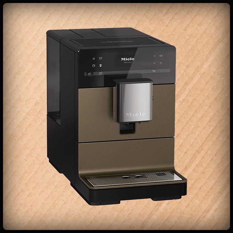 Miele CM 5500 bronze Kaffeevollautomat