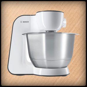 Bosch MUM5 StartLine MUM50E32DE weiß/grau Küchenmaschine
