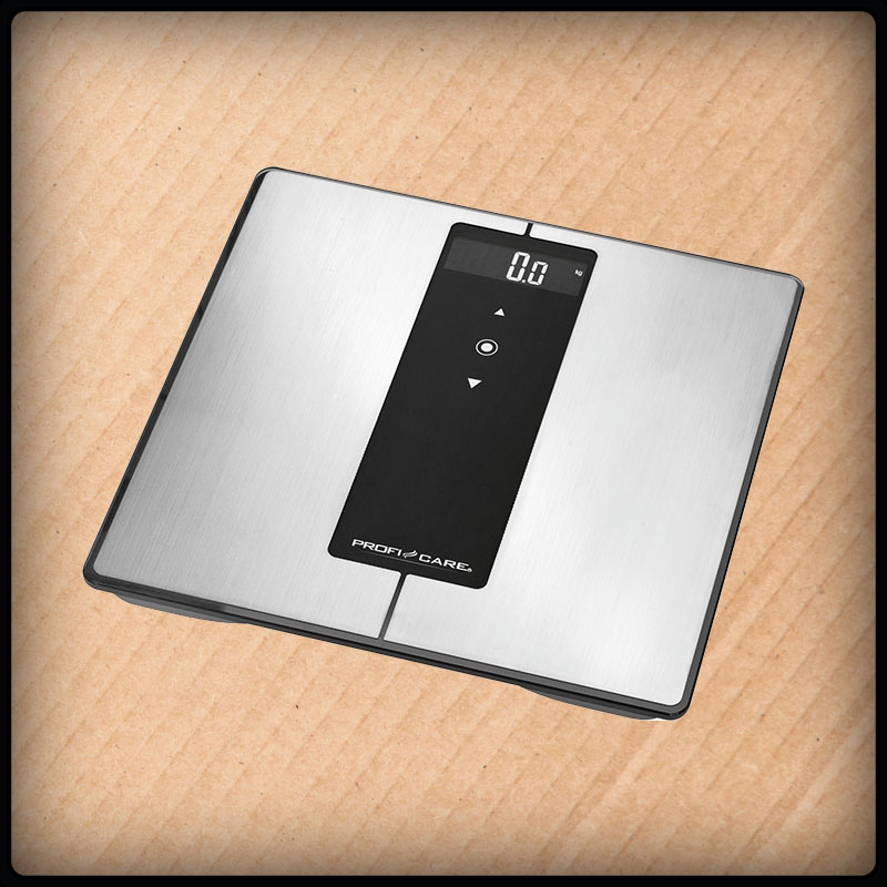 ProfiCare PC-PW 3008 Bluetooth Personenwaage