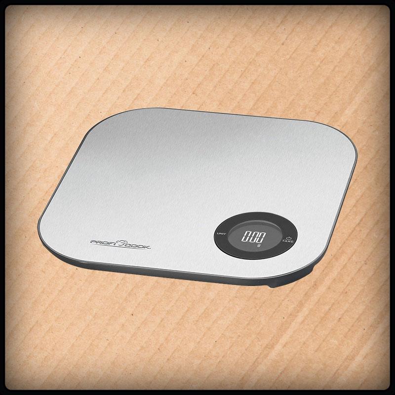 ProfiCook PC-KW 1158 Bluetooth Küchenwaage
