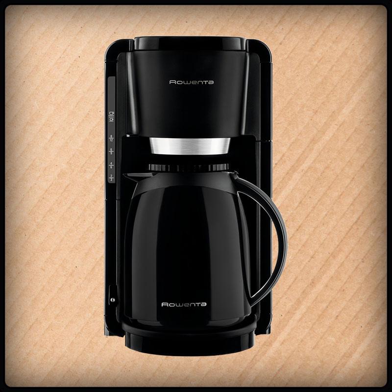 Rowenta Adagio Filterkaffeemaschine CT3808