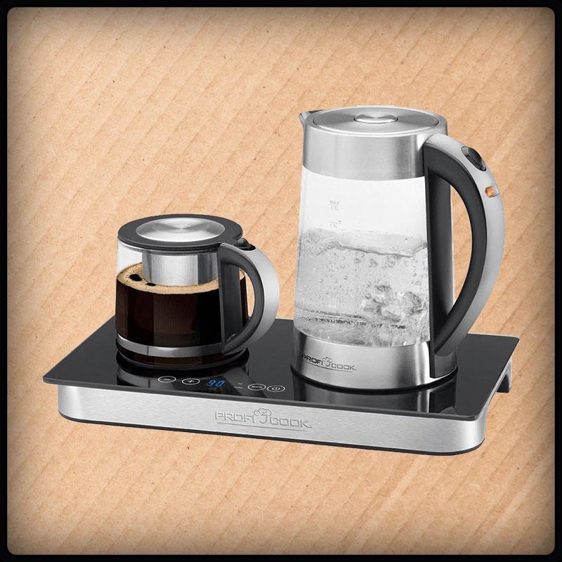 ProfiCook Tee-/Kaffeestation PC-TKS 1056